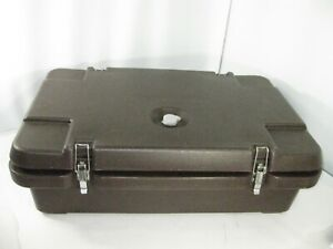 Cambro 140MPC Insulated Food Carrier Catering Tray Container Hard Box Heat /Cold