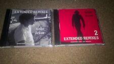 MICHAEL JACKSON - EXTENDED REMIXES 1/2 - 2 CDs