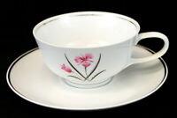 Easterling China Caprice Pattern Cup & Saucer  From Bavaria, Germany
