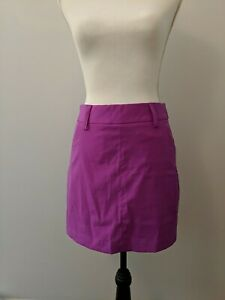 Puma Womens 0 XS Pounce Golf Skort Skirt Berry Purple 570559