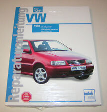 Reparaturanleitung VW Polo III Typ 6N - ab 1996!