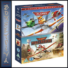 PLANES 1 & 2 - DISNEY 2 MOVIE COLLECTION    **BRAND NEW DVD BOXSET***
