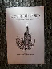La cathédrale de Metz Jean Baptiste Pelt 1937