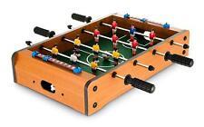 Tavolo di calcio in Legno Mini Desktop Retrò partita di calcio biliardino giocattolo regalo di Natale