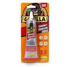 Gorilla Glue Contact Adhesive | Waterproof No Run Clear Strong Permanent Bond