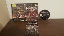 Kessen (Sony PlayStation 2, 2000) Complete