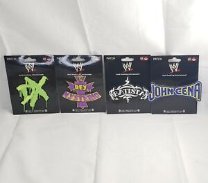 WWE Wrestling Patches DX Rey Mysterio Batista John Cena C&D Visionary 2007 Patch