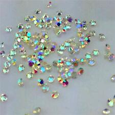 1000Pcs AB Crystal Birthstones Floating Charm for Glass Living Memory Locket !