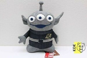 EDWIN × Toy Story Little green men Plush doll denim Rare products disney Japan