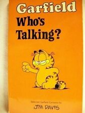 Garfield-Who's Talking? (Garfield Pocket Books: 7),Jim Davis