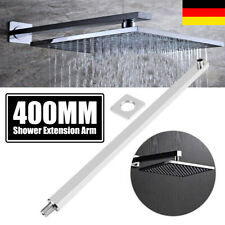 Wandarm Kopfbrause  Brausearm Unterputz Verchromt  38 cm lang 1//2 Zoll