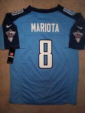 IRREGULAR  Tennessee Titans MARCUS MARIOTA nfl NIKE Jersey Youth (L-LARGE) 83b9ec155