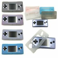 Soft TPU Transparent Case Cover for Nintendo Gameboy Micro GBM Protection Shell