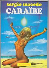 i grandi protagonisti del fumetto mondiale n. 7 CARAIBE  -  ottimo/edicola