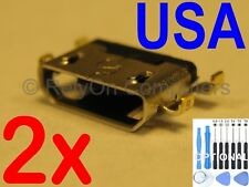 2x Micro USB Charging Sync Port For METROPCS ALCATEL One Touch FIERCE XL 5054N