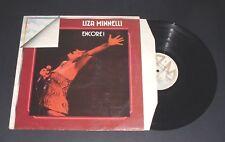 ENCORE! - Liza Minnelli VINILE 33g (7)