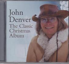JOHN DENVER - THE CLASSIC CHRISTMAS ALBUM - CD
