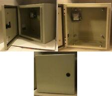 Enclosure IP65 ACCIAIO WALLBOX 300x300x200mm BLOCCA NUOVO CON SCATOLA