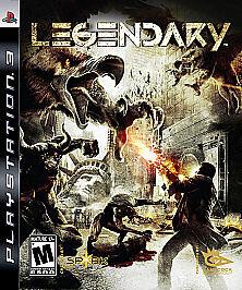 Legendary (Sony PlayStation 3, 2008)