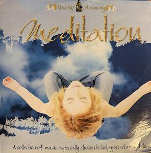 CD: Meditation - New Age Harmony (UK Import) Free Postage