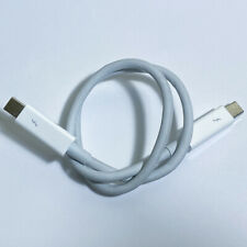 Genuine Apple 0.5m Thunderbolt Cable - White (MD862LL/A)