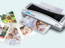Thermal A4 Hot And Cold Laminator Laminating Machine Roller Home Office
