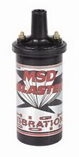 MSD 8222 High Vibration Blaster Coil 45000 Volts Canister Off Road CARB