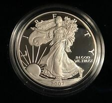 2007 American Silver Eagle Proof