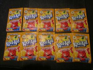 Kool-Aid Drink Mix Pineapple 10 Count