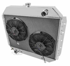 AS Radiator and Fan Combo For 68-79 Ford F-Series/Bronco