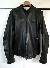 The Viridi-Anne Horsehide Leather Jacket size 4 48EU medium owens julius