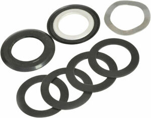 Wheels Manufacturing 22/24mm GXP Bottom Bracket Chainline Spacer Variety Pack