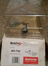 Diversitech 585-TG2 Thermostat Guard, Clear Plastic Cover