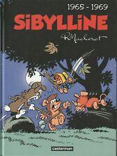 BD  Sibylline  Intégrale 1965-1969 -N°1 -  -EO -2011 - BE- Macherot