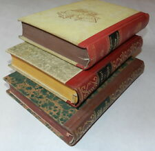 3 Bücher von GEORG ENGEL   1918,  1920 und 1925