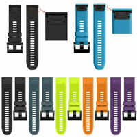 Replacement Silicone Wrist Band Strap for Garmin Approach S60 Golf GPS Watch AUP