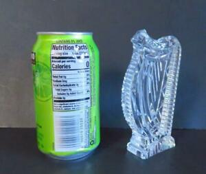 """Waterford Crystal Harp Figurine / Paperweight - 5"""" Tall"""