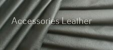 20cm x 15cm BLACK REAL LEATHER OFFCUTS for FURNITURE patchwork or CAR REPAIRS