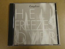 CD / EAGLES - HELL FREEZES OVER