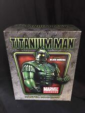 Bowen Designs TITANIUM MAN BUST #187/1000 New in Box Iron Man