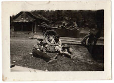 Snapshot image men reclining on lawn big shadows classic auto corn cob pipe