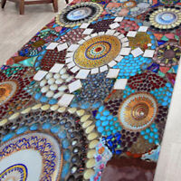 Tappetino antiscivolo per tappetino da cucina con tappetino da cucina con stampa