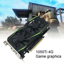 Gaming Video Graphics Cards For HDMI 1050Ti 4GB DDR5 128Bit PC-E Fast Game Video