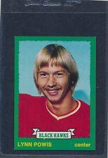 1973/74 OPC O-Pee-Chee CB #209 Lynn Powis Blackhawks NM-MT+ 73OPC209-111815-2