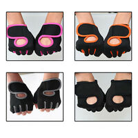 Unisex Cycling Gloves Bicycle Motorcycle Sport Half Finger Gloves S- XL Size