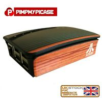 Raspberry Pi 3 (Skin only) Atari 2600 (Use Raspberry pi 3 case) Retropie + Kodi