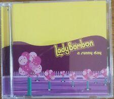 LADY BOMBON A Sunny Day CD Rare Como Belanova Deduplex Maria Daniela Nikki Clan