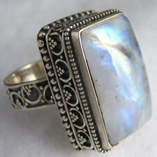 Moonstone Cocktail Fine Rings