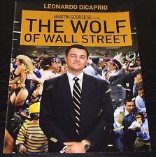 "LEONARDO DICAPRIO SIGNED AUTOGRAPH ""WOLF OF WALL STREET"" POSTER 11x14 PHOTO COA"