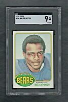 1976 TOPPS #148 WALTER PAYTON RC HOF CHICAGO BEARS SGC 9 MINT++SHARP CARD